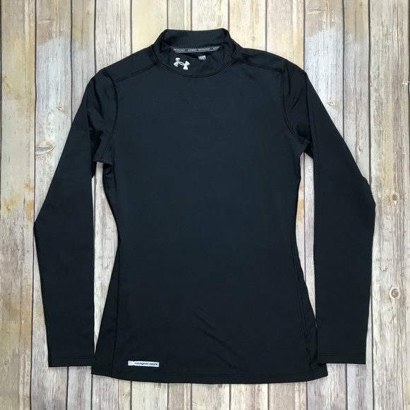 7a799865f6dd6a Under Armour Coldgear Authentic Mock Turtleneck.  M_5b3464211b32945bee4dab9e. Other Tops you may like. Women's UA long sleeve  shirt